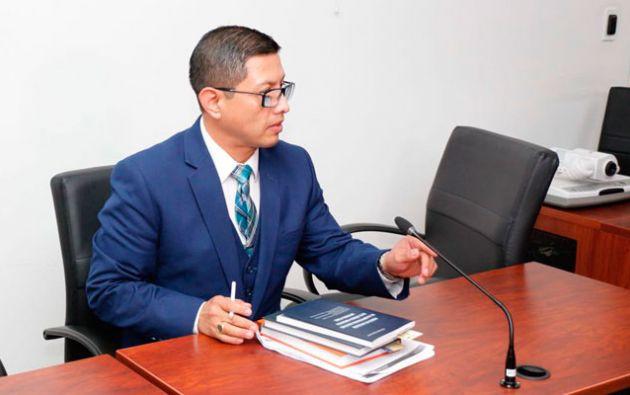 Salazar se abstuvo hace unos días de acusar al empresario Juan Pablo Eljuri en el caso de SaiBank. Foto: Fiscalía