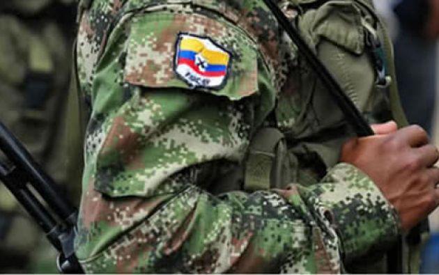 """Las autoridades desconocen si """"Guacho"""" se encuentra en Colombia o en Ecuador. Foto: archivo"""