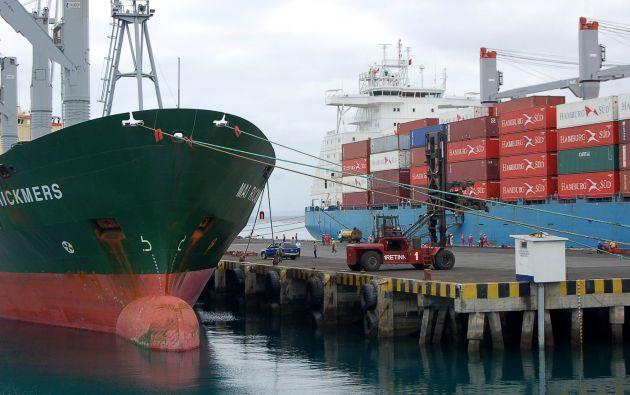 La renovación del SGP beneficia a 840 empresas ecuatorianas por un total de $400 millones de dólares en exportaciones. Foto: archivo