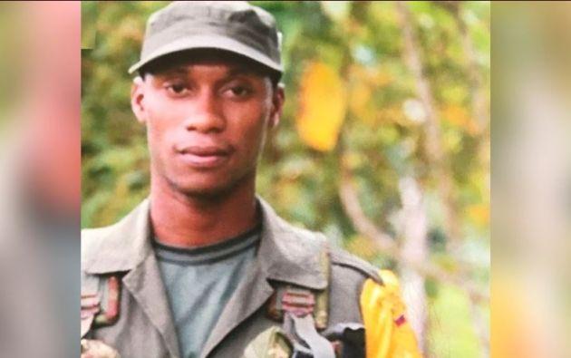 De no más de 35 años, fue guerrillero de las Fuerzas Armadas Revolucionarias de Colombia (FARC) por 15 años. Foto: Twitter