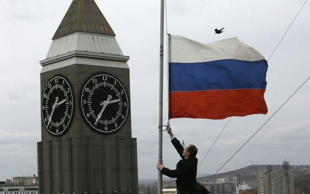 Como represalia, Moscú ha tomado medidas idénticas contra cerca de 140 diplomáticos. Foto: Reuters