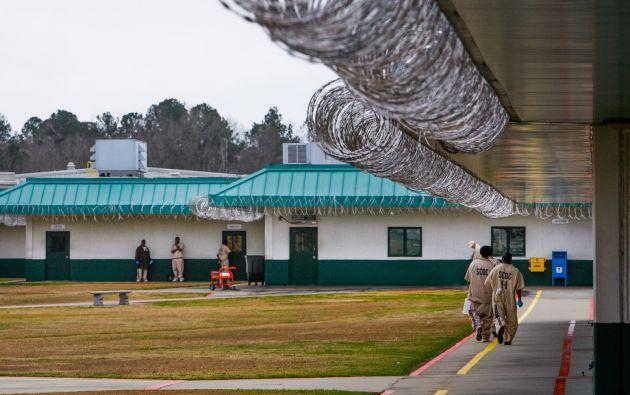 La Lee Correctional Institution, con una capacidad para 1.800 detenidos, fue construida en 1993. Foto: postandcourier.com