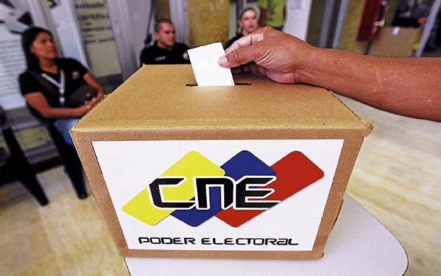 Campaña para comicios presidenciales en Venezuela comienza el domingo. Foto: Referencial