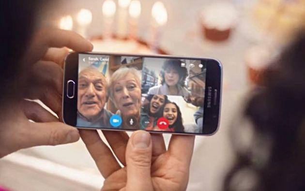 Las videollamadas en grupo de WhatsApp e Instagram comunicarán hasta a 4 interlocutores simultáneos. Foto: elgrupoinformatico.com
