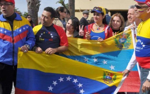 La mayoría de los venezolanos han emigrado a Colombia, Brasil, Chile, Argentina, Ecuador, Perú y Uruguay. Foto referencial