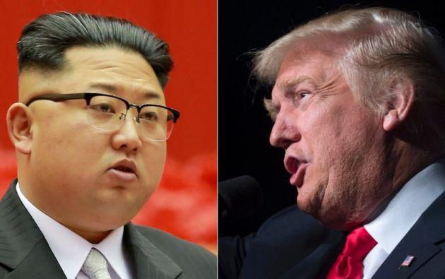 La muy esperada cita debe centrarse en debatir el programa de armas nucleares norcoreano. Foto: archivo