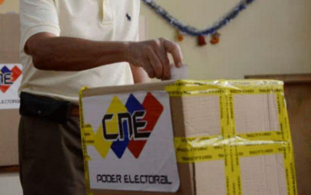 Los principales partidos de la coalición opositora Mesa de la Unidad Democrática (MUD) han exhortado a no participar en las elecciones. Foto referencial