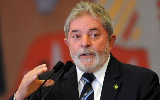 El líder de la izquierda, que se declara inocente, enfrenta otras seis acusaciones judiciales. Foto: AFP