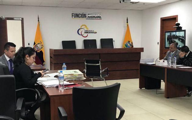 La parte acusatoria sostuvo que José Luis F. tenía la obligación ineludible de transcribir fielmente la información. Foto: Fiscalía
