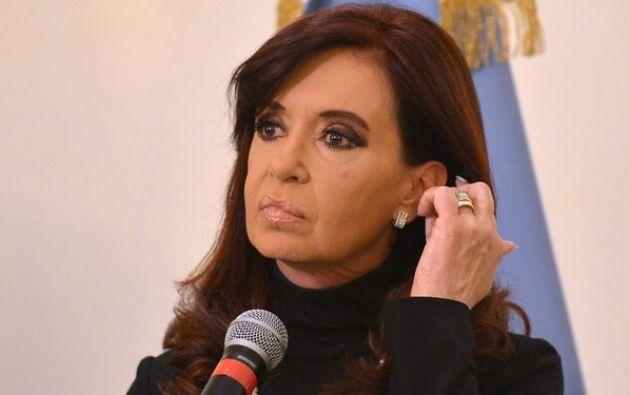 El abogado de la madre de Nisman pidió que se impute a Kirchner, quien no está investigada en este fallo. Foto: archivo AFP