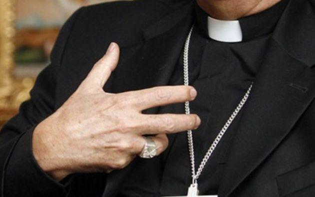 """""""La forma más facil de hacer daño a un sacerdote es acusarlo"""", dijo César C. Foto: referencial"""