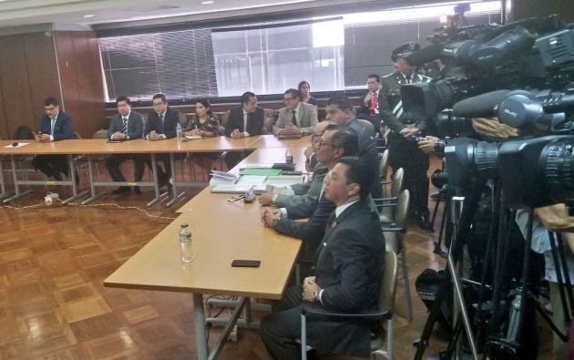 A decir de la Fiscalía,  los sentenciados se asociaron ilícitamente para obtener un beneficio económico en 5 proyectos estratégicos. Foto: CNJ