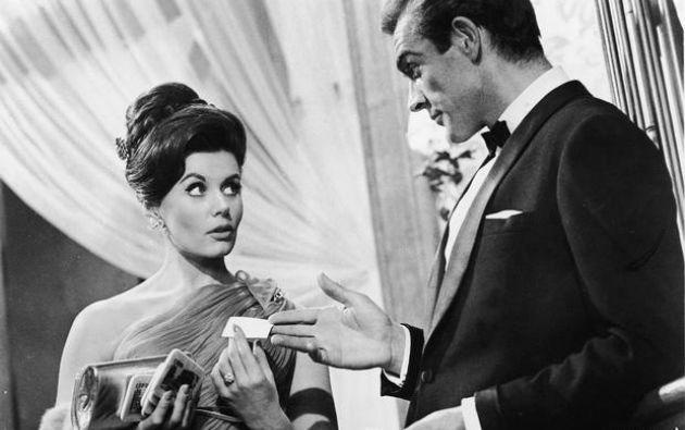 """Muere a los 90 años Eunice Gayson, la primera """"chica Bond"""". FOTO: NY Daily News"""