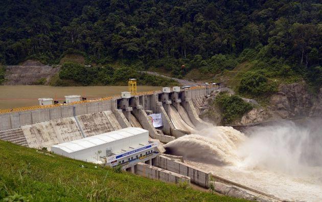 La central Manduriacu, en la Sierra norte, fue motivo para denuncias por sobreprecio. Foto: CELEC