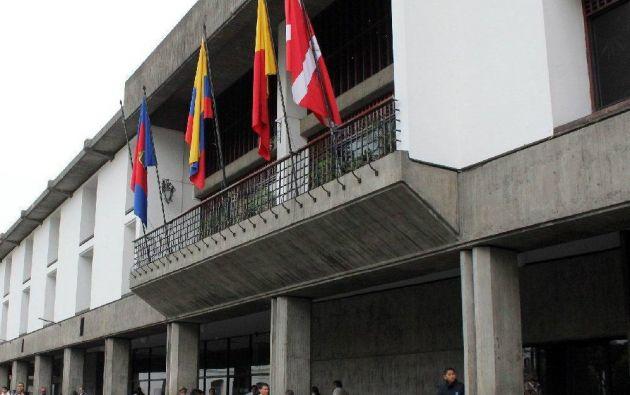 La Contraloría General del Estado realizó un examen especial a las declaraciones de Cevallos. Foto: Archivo