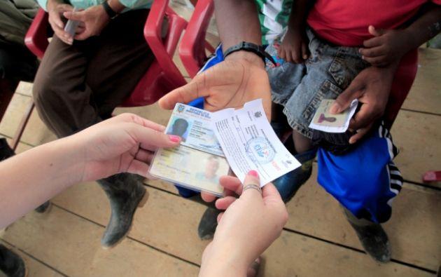 Las leyes en Ecuador reconocen los mismos derechos al refugiado que al ciudadano ecuatoriano. Foto: Cancillería
