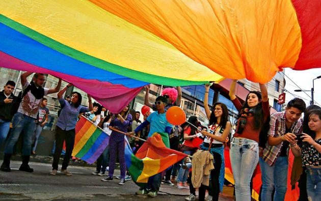 """La marcha del """"OrguYo"""" está prevista para las 16:00, e iniciará desde la Plazoleta Simón Bolívar (Parque La Alameda).   Foto: Inredh"""