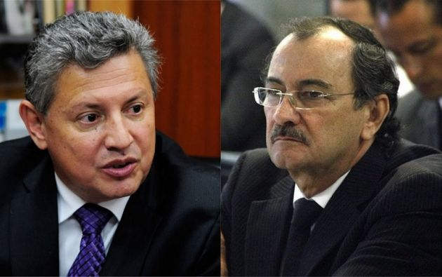 ECUADOR.- Según vocero del Ejecutivo, en reunión Moreno-Pence se pidió extradición de 44 personas. Collage: Vistazo