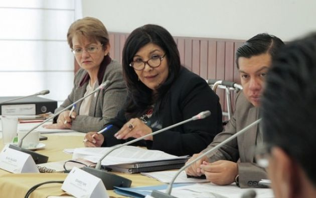 Entre los logros, Salgado citó la construcción de una red de entidades que se han comprometido a vigilar los procesos judiciales.