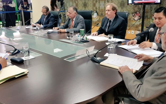 El CPCCS-T dejó sin efecto la suspensión a los concursos que se venían realizando en la administración del CJ cesado.