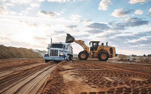 Maquinaria de Hyundai Construction Equipment es comercializada en Ecuador por Fatosla. Foto: cortesía Fatosla