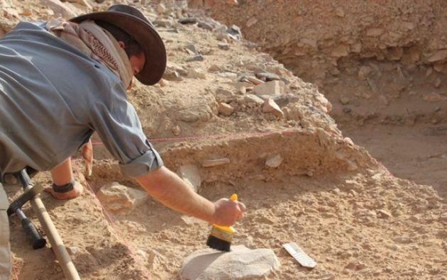 Estudio se apoya en evidencias halladas en las excavaciones arqueológicas. Foto: Tomado Europa Press.