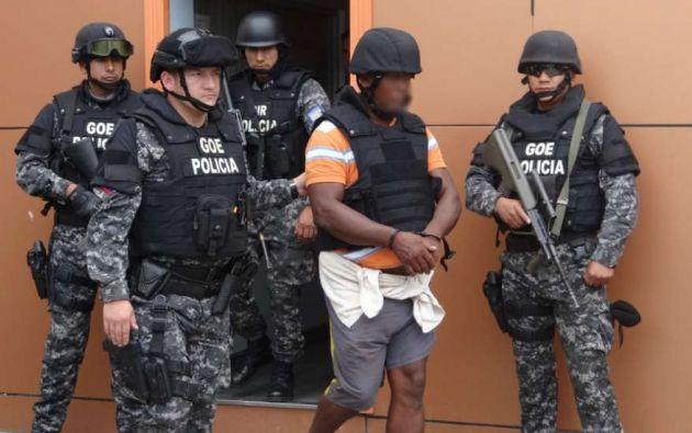 Alias 'Jairo' estaría hace una semana en el lado de Ecuador. Foto: Twitter
