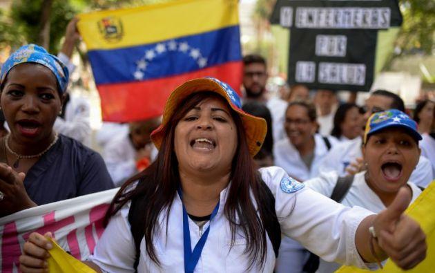 Foto referencial: AFP