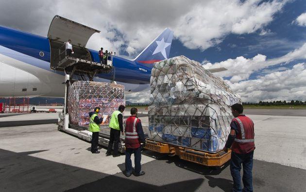 Las productos de exportaciones ecuatorianos deben cumplir toda la normativa para ingresar al mercado estadounidense. Foto: Cortesía