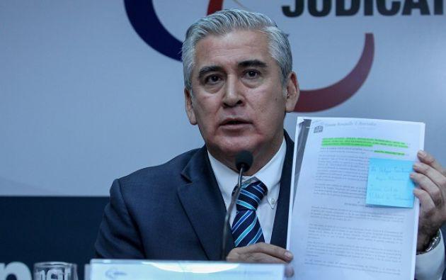 Denuncias surgen luego de que director de Judicatura dio a conocer intento de soborno. Foto: Flickr Judicatura