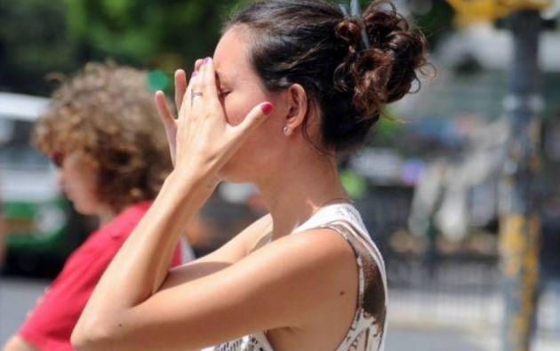 Los rayos ultravioletas pueden irritar la piel. Foto: archivo