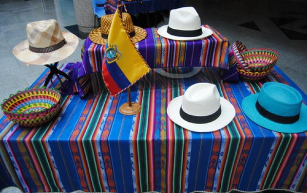 Ecuador promociona sombreros de paja toquilla en Pekín  82f87bfead2