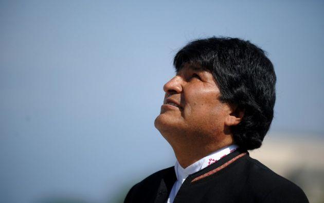 Morales perdió en 2016 un referendo, que él mismo impulsó, para pedir el parecer del pueblo para postularse nuevamente. Foto: AFP