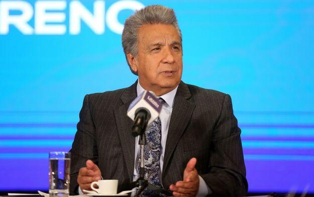 """Moreno aseguró que los aspirantes no son de su """"círculo social ni político"""". Foto: Flickr Presidencia"""