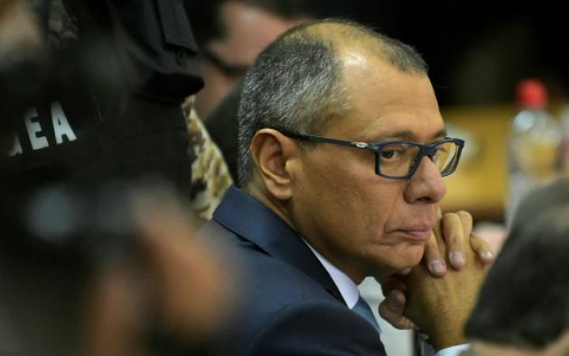 Glas fue el responsable de los sectores estratégicos del país en el gobierno de Rafael Correa. Foto: archivo