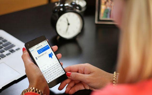 La opción solo estará disponible 10 minutos después de enviar el mensaje. Foto: Pixabay