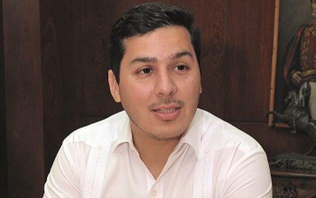 Fabrizzio Delgado Ramos, médico psiquiatra con una subespecialidad en Adicciones, quien es miembro del equipo de esta área en la Universidad UT Southwestern en Dallas.