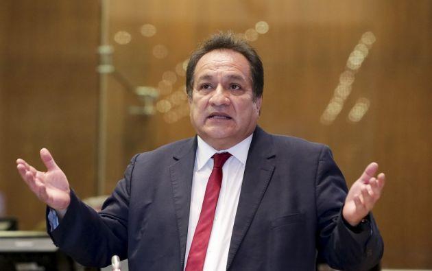 Hermuy Calle anunció que apelará la recomendación de su destitución en el Tribunal Contencioso Administrativo. Foto: Flickr Asamblea