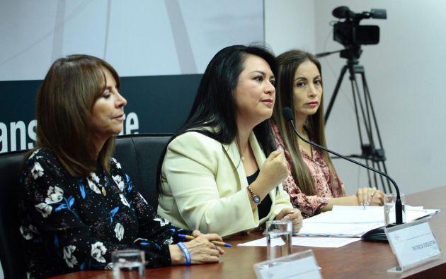 """Maldonado dijo que con esa actuación el juez """"intimidó a la víctima, simulando el uso de una navaja"""". Foto: @CJudicaturaEc"""