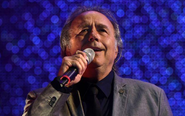 El concierto en Quito estaba previsto para el próximo 28 de marzo en el Teatro Nacional de la Casa de la Cultura Ecuatoriana. Foto: AFP.