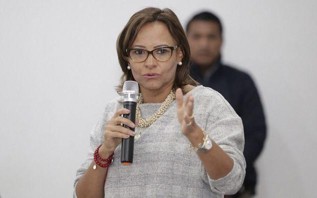 Este domingo el CAL se reúne para analizar denuncias en contra de Elizabeth Cabezas, presidenta de la Asamblea Nacional. Foto: Flickr Asamblea Nacional.
