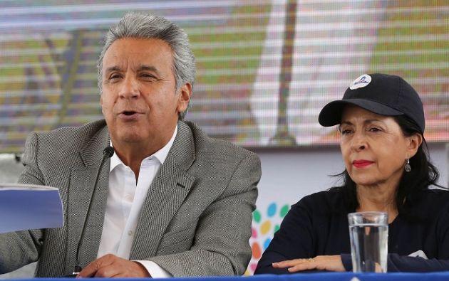 En cuentas de Twitter y Facebook y desde un portal de Internet se han divulgado imágenes y videos de la vida íntima de Moreno. Foto: Flickr Presidencia