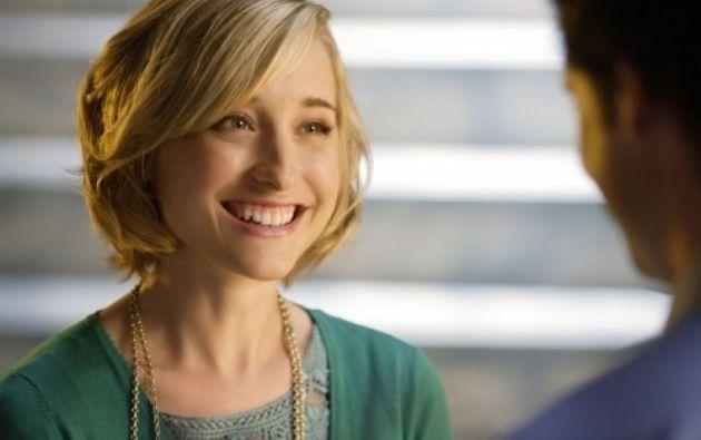 """Mack interpretó a Chloe Sullivan en """"Smallville"""", una serie sobre la infancia de Clark Kent."""
