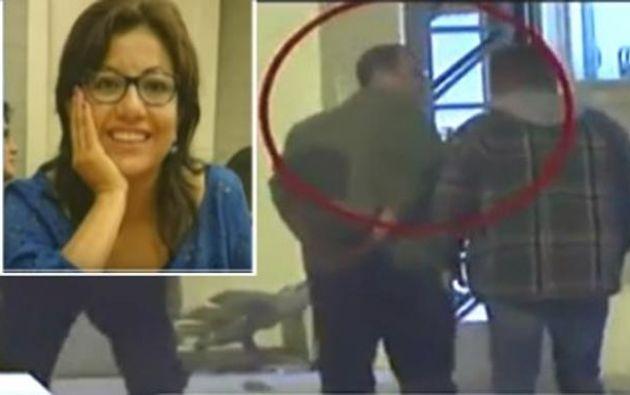 Paola Moromenacho de 43 años fue asesinada por su exesposo, el ciudadano español Héctor M.