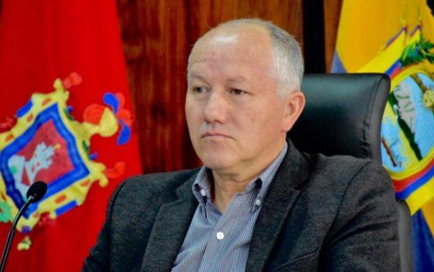 Torres es juez del Tribunal Contencioso Electoral desde el 29 de noviembre de 2018.