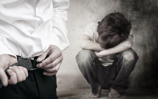 El padre del menor de 20 años negoció el abuso sexual del niño otro hombre, dueño de un cyber en Durán.