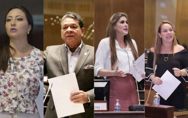 Ana Belén Marín, Carlos Cambala, Cristina Reyes y Rina Campain, son los nuevos vocales del CAL.