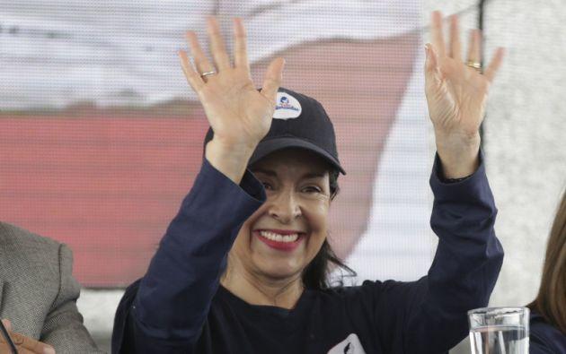 """González dijo que su solicitud es debido a """"la mal intencionada y falsa afirmación"""" en contra de ella y su familia."""