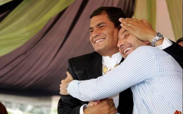 Alvarado junto al expresidente Jorge Glas y la exministra de Obras Públicas, María de los Ángeles Duarte, autorizaron la distribución de 4.1 millones de dólares recaudados en efectivo.
