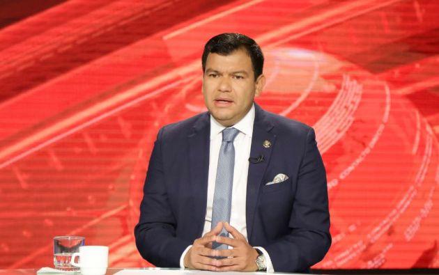 El nuevo presidente de la Asamblea se comprometió a llevar adelante un trabajo intenso de legislación por la generación de empleo y la seguridad. Foto: Asamblea Nacional.